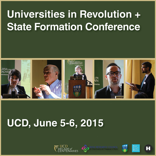 Universities in Revolution and State Formation Conference