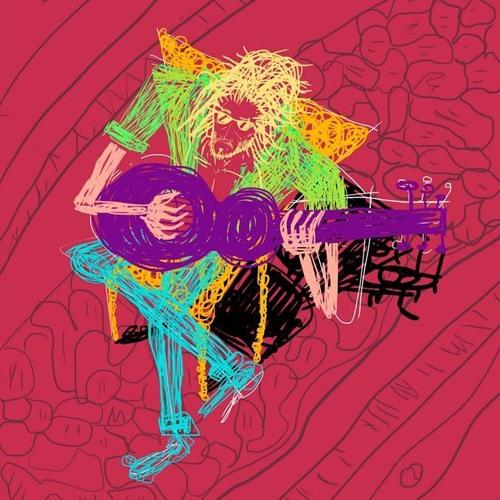 Mix - Rockeiro do coco que dança cumbia e toca tambor.