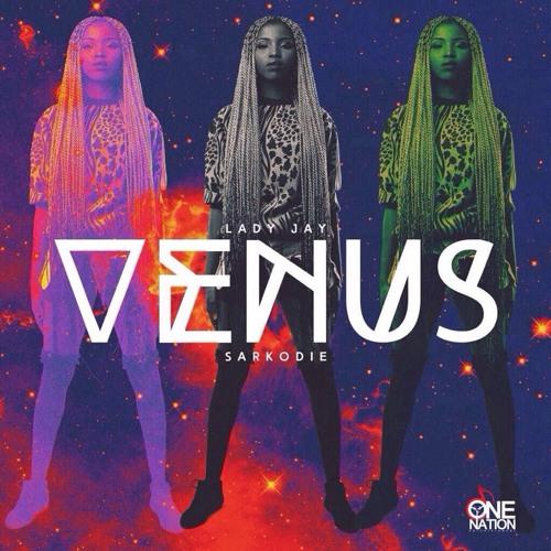 #Venus - ft Sarkodie (produced by Kuvie)