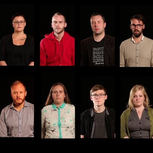 Surrounded By Strangers by Eyvind Gulbrandsen, performed by Kammerkór Suðurlands