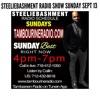 STEELIE LIVE ON AIR SUNDAY CLASSIC RADIO SHOW SEPT 13