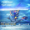 Deorro x Chris Brown -Five More Hours  vs Pendulum - The Island (Timmy Turner Remix) (André Remix)