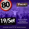 Show 80 Na Pista No Piee Bar dia 19 / 09