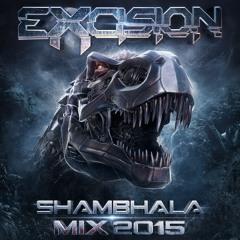 Excision - Shambhala 2015 Mix