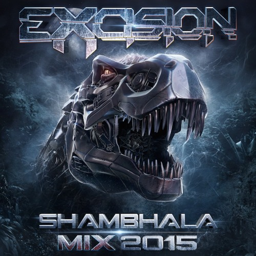 Excision - Shambhala 2015 Mix