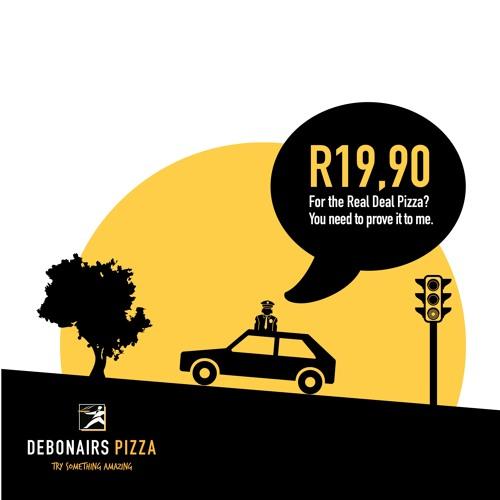Debonairs Pizza Real Deal