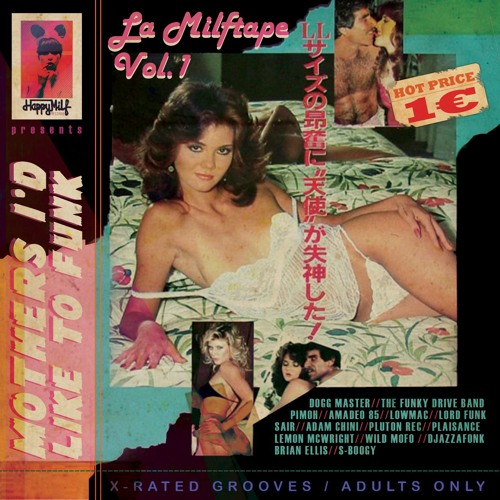 11- S-BOOGY - The Time Is Right  / La Milftape Vol.1 / Happy Milf Records 2015