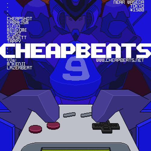 Cheapbeats 9 live set [May 2015]