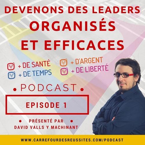 Devenons Des Leaders Organisés Et Efficaces - Episode 1 - RDV Au CDR