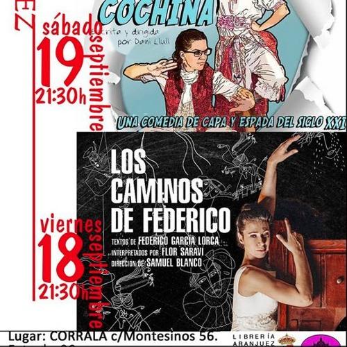▶ ENTREVISTA El Teatro Vuelve A Las Corralas ONDA ARANJUEZ