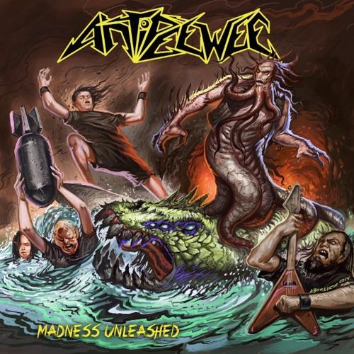 AntiPeeWee - Mankind Desecration