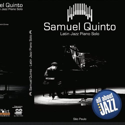 O Morro Não Tem Vez - Latin Jazz Piano Solo - 2015