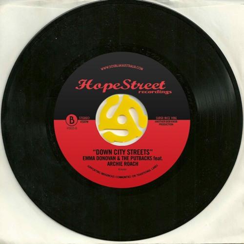 Emma Donovan & The PutBacks feat. Archie Roach - Down City Streets