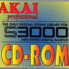 Akai sound library s3000 cd A SL3001 PF BDF2D 2-L