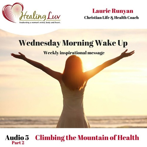 Audio 5-  Climbing the Mountain of LIfe and Health Pt 2