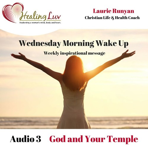 Audio 3- God And Your Temple