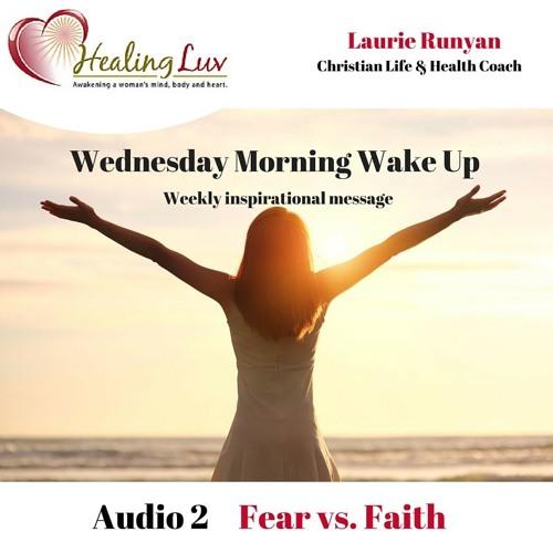 Audio 2- Fear v. Faith
