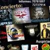 Festival De Musica 3 en Sacaba - 19 Al 21 De Abril 2012