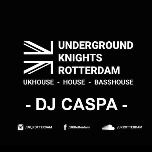 UKRCast #012 Mixed By DJ Caspa