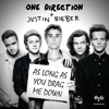 Drag Me Down  As Long As You Love Me Mashup