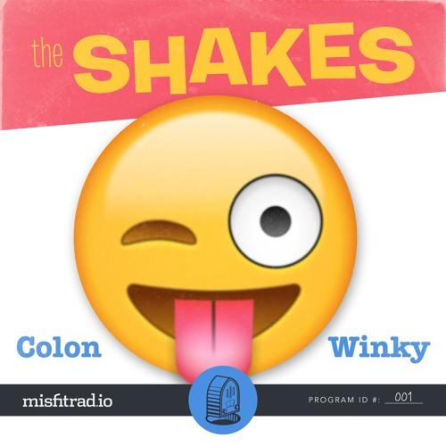Colon Winky Cover Art