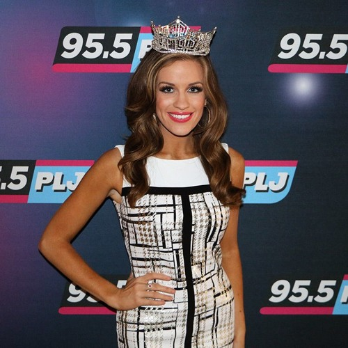 INTERVIEW: Miss America On Vanessa Williams, Football And How She Celebrated