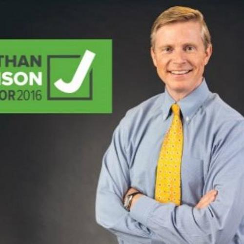 Jonathan Johnson On the Doug Wright Show