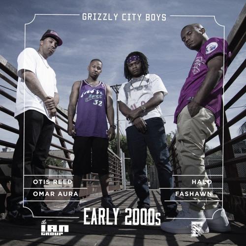 Grizzly City Boys - Early 2000s (Otis Reed, Halo, Fashawn, Omar Aura)