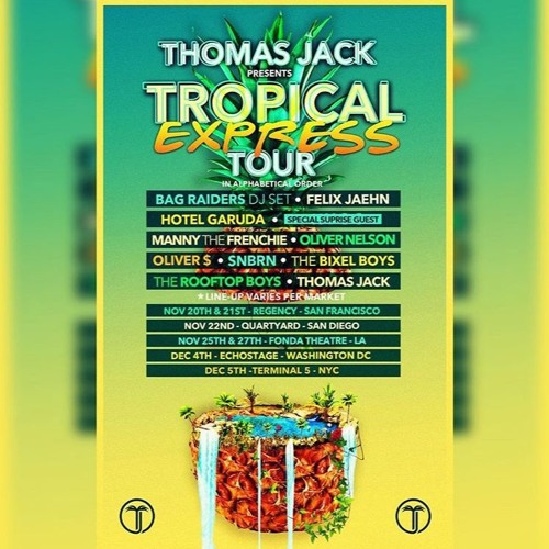 Tropical Express Tour