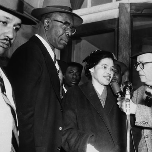 Reframing Civil Rights: The Montgomery Bus Boycott
