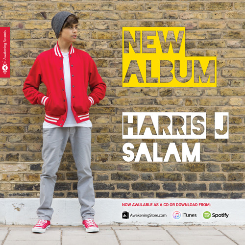 "Harris J - ""SALAM"" Album"