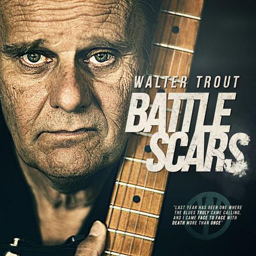 Walter Trout - Battle Scars - PRESS
