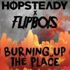 Hopsteady ✖ FlipBois - Burning Up The Place