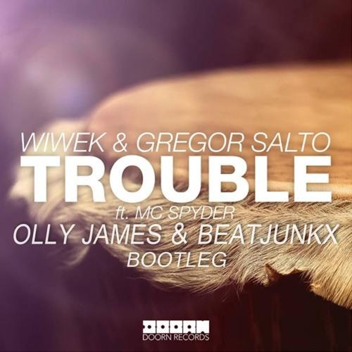 Wiwek & Gregor Salto Ft Mc Spyder - Trouble (Olly James