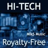 Hi-Tech Electronic Background Loops (Royalty Free Music For Video / Podcast)