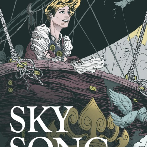 """""""The Wench Of Amaranthia"""", theme to Novel """"Sky Song Overture"""""""