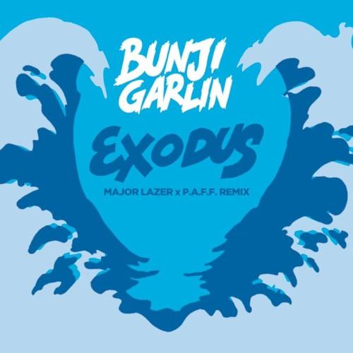 Bunji Garlin - Exodus (Major Lazer X P.A.F.F. Remix)