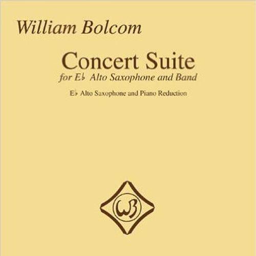 Concert Suite - William Bolcom