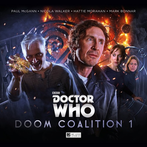 Doctor Who - 1. Doom Coalition (trailer)