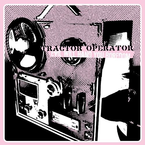 Tractor Operator - Close The Door