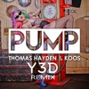 Thomas Hayden & Koos - PUMP! (Y3D Remix)