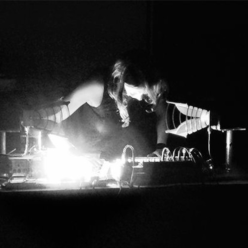 xname at Electro Anthro Visceral Intensity 13/11/13