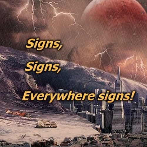 """AT-3: """"Signs Signs Everywhere Signs"""""""