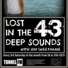 Lost In The Deep Sounds 043 Mixed by Jon Sweetname - Tunnel FM
