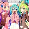 Hatsune Miku, Megurine Luka, Sasume Zimi - Reboot at Di kamar lagi penat