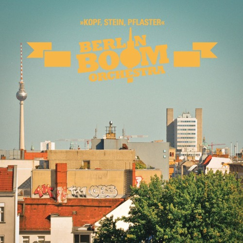 »Kopf, Stein, Pflaster« Album Snippet