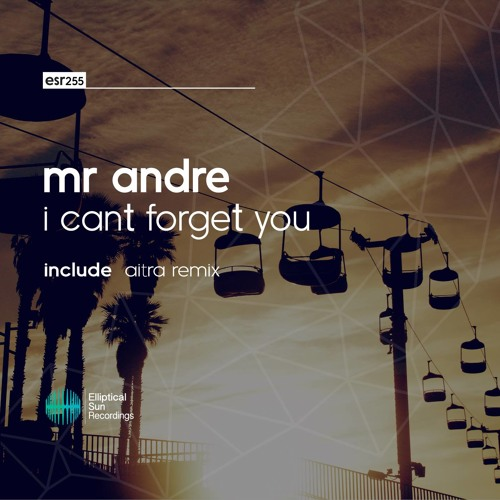 Mr Andre - I Can't Forget You [ ESR255 ]