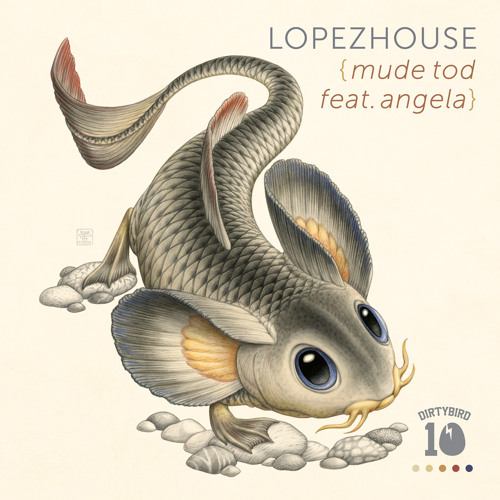 DB-127 // Lopezhouse - Mude Tod Feat. Angela [PREVIEW]