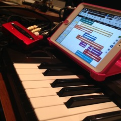 Unexpected Change by Maria Calfa-DePaul****Yamaha DX7 and Figure app for drums