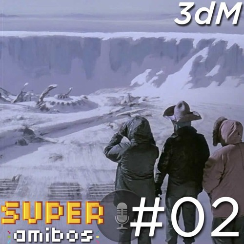 3dM 02 - O Enigma de Outro Mundo (The Thing)